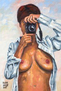 REGALAZO PARA PICTOR de Pictor Mulier