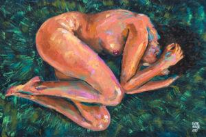 Sueño desnuda de Pictor Mulier