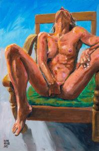 Le fauteuil du plaisir de Pictor Mulier